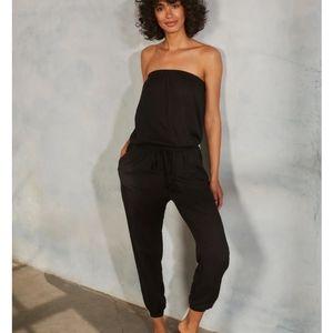 Cool Change Brooke strapless jumpsuit size large